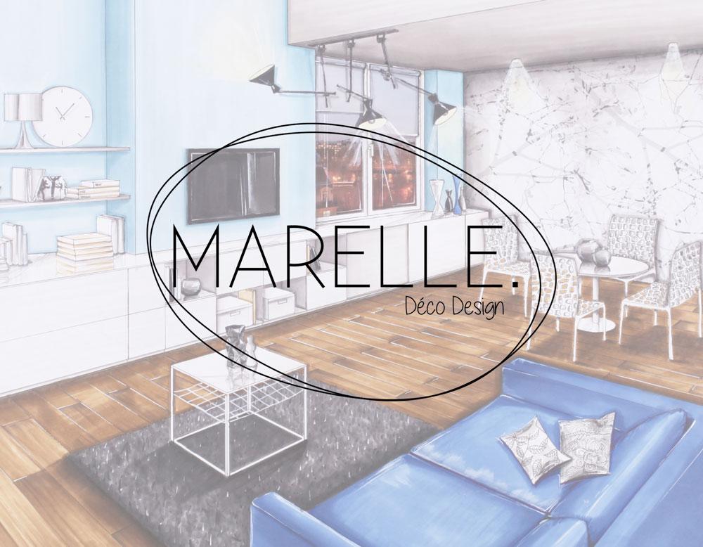 Marelle Déco Design Aménagement intérieur et décoration