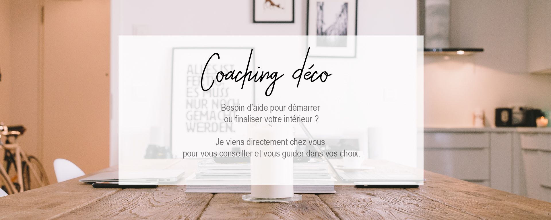 prestations coaching déco