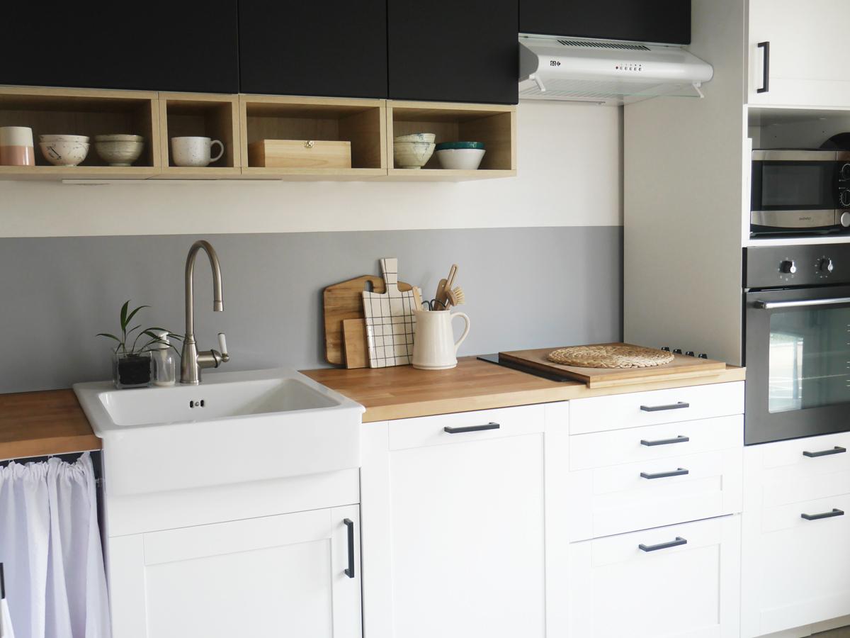 Visite de notre nouvelle cuisine - Marelle Déco Design