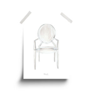 fauteuil Ghost