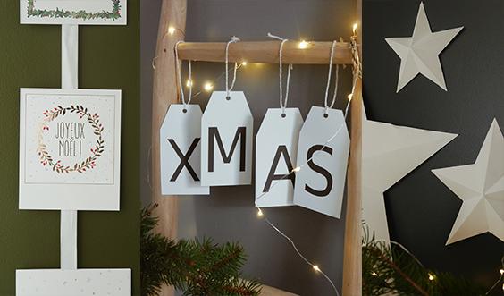 10 DIY faciles de Noël